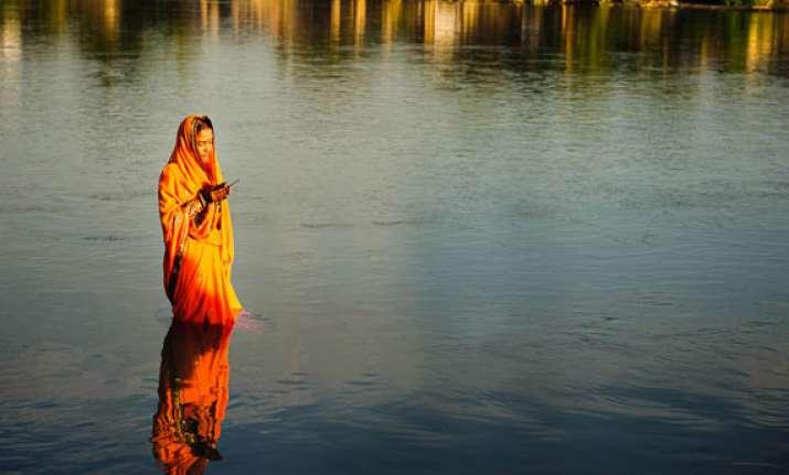four day chhath festival begins