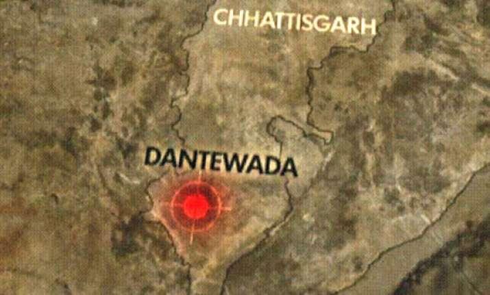 four jawans killed in shooting at chhattisgarh crpf camp