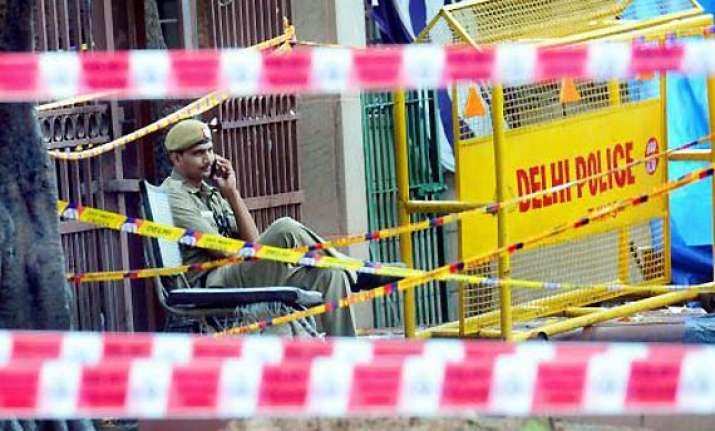 frame charges against delhi blast accused high court