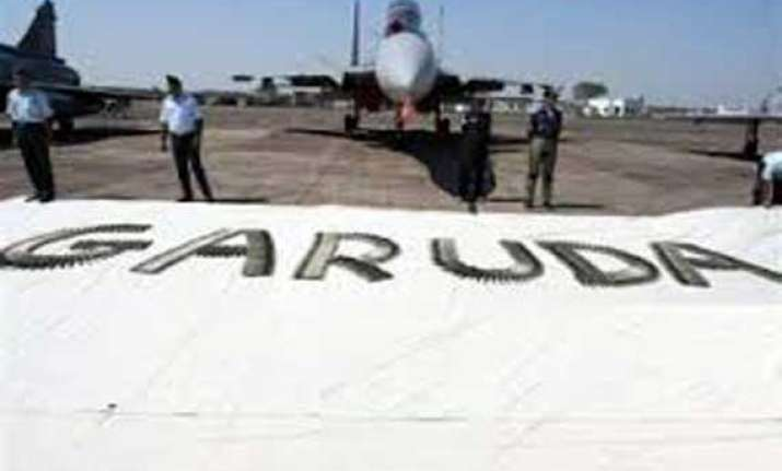 france indian air force chiefs to take part in garuda 5