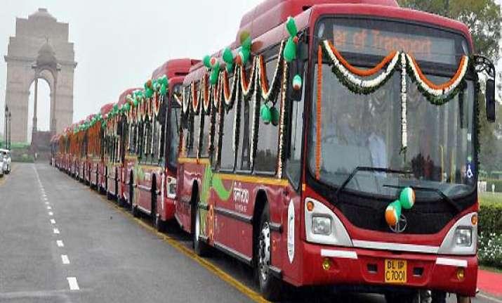 free bus rides for delhi women on raksha bandhan