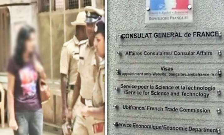 french diplomat detained on charges of raping minor daughter
