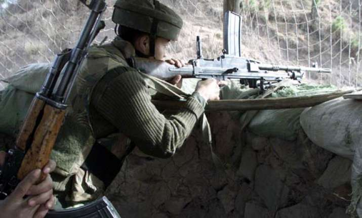 fresh ceasefire violations by pakistan in poonch