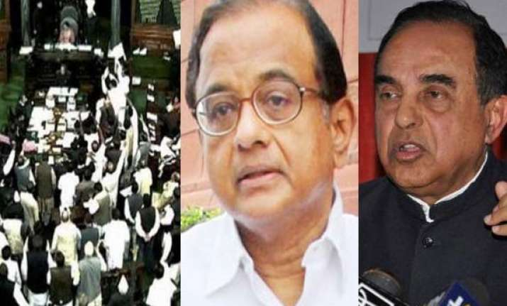 2g case court allows swamy to testify against chidambaram