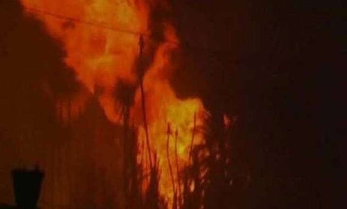 govt to pay rs 25 lakh to next of kin of pipeline fire