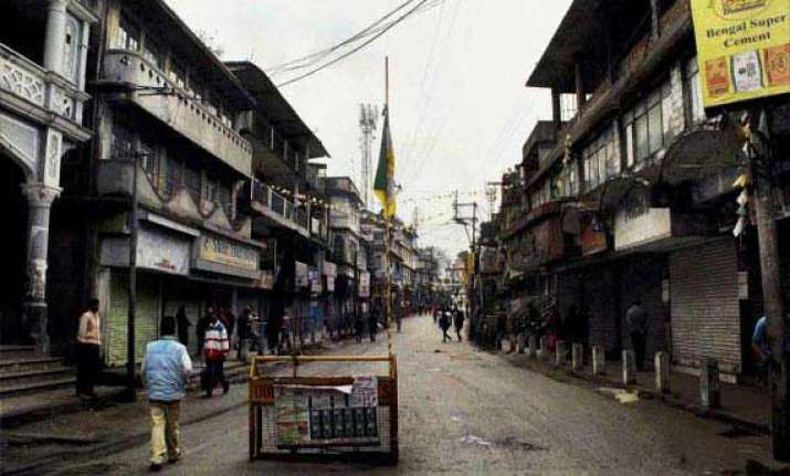 telangana effect 3 day bandh begins for gorkhaland