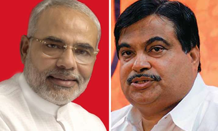 gadkari says narendra modi has good potential to be pm