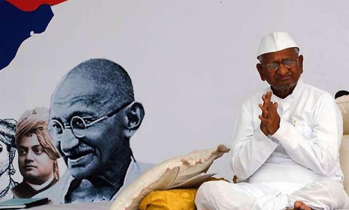 gandhians activists write to hazare over his modi praise