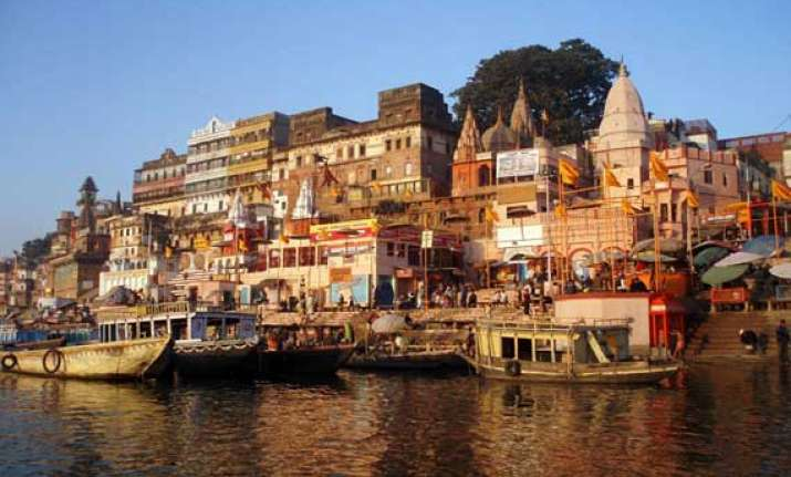 ganga ghats to be developed for tourists