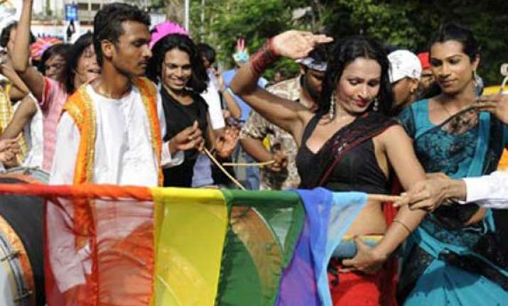 gay activists up in arms against azad s remark