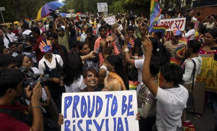 gay parade hundreds march to protest discrimination