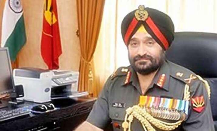 gen bikram singh to brief manmohan on army shortages