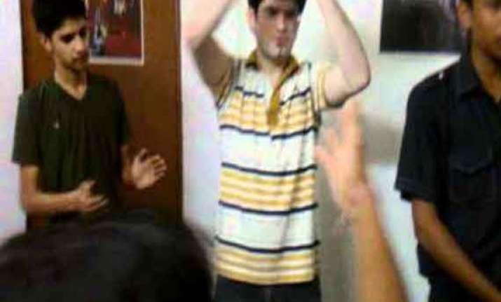 ghosts of ragging again haunts delhi university