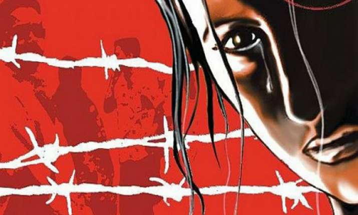 girl raped while returning from laptop distribution