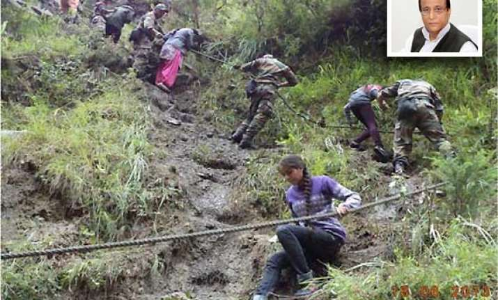 give us uttarakhand for 24 hours we will evacuate everyone