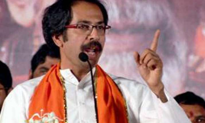 give preference to marathi manoos in railway jobs uddhav