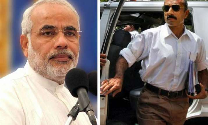 godhra riots modi govt targets another cop for leaking