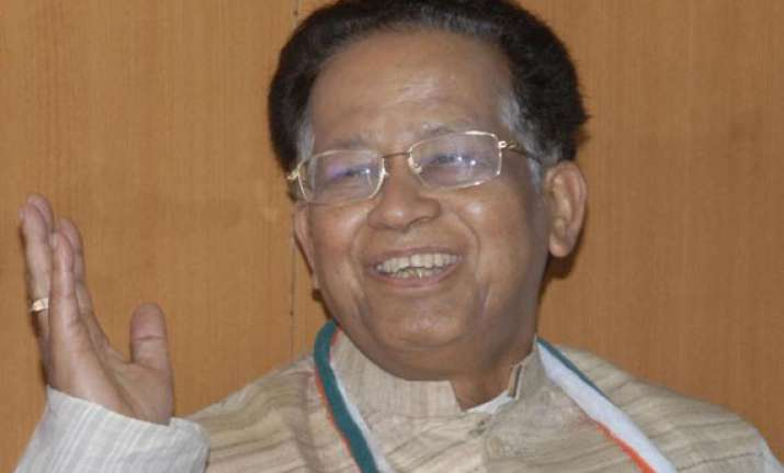 gogoi dismisses dissidence within congress in assam