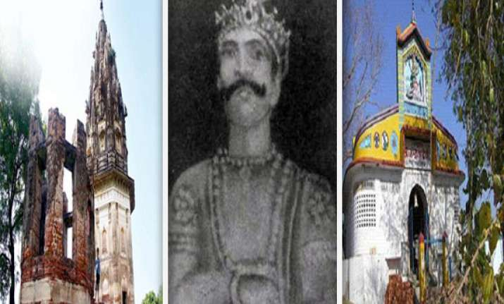 gold treasure hunt know who raja rao ram baksh singh was