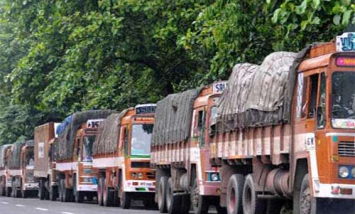 goods over rs 1 crore traded across loc