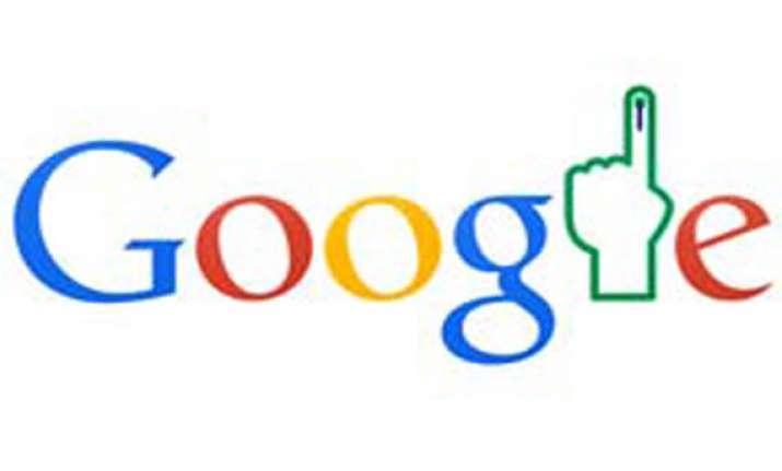 google marks lok sabha elections counting day with a doodle
