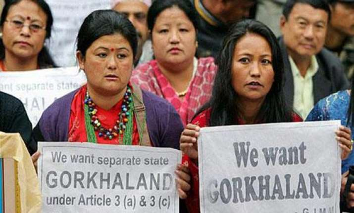 gorkhaland gjm announces four day relaxation in hills bandh