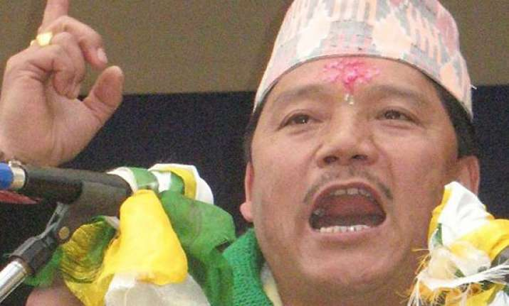 gorkhaland has to be created too says gjm