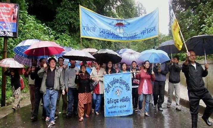 gorkhaland stir to resume from aug 19 bimal gurung
