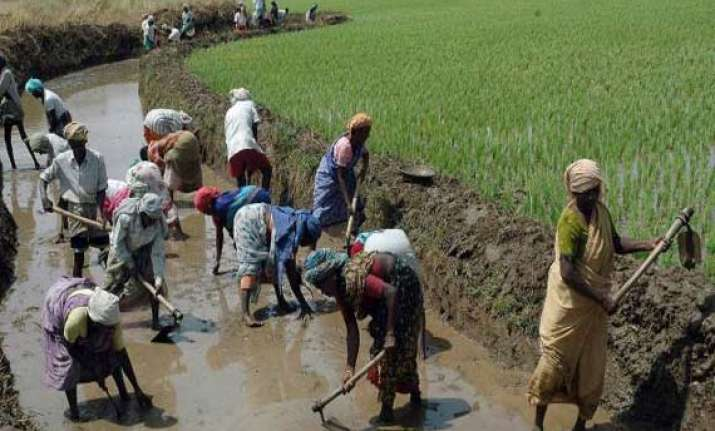 government to use space technology to monitor mnrega