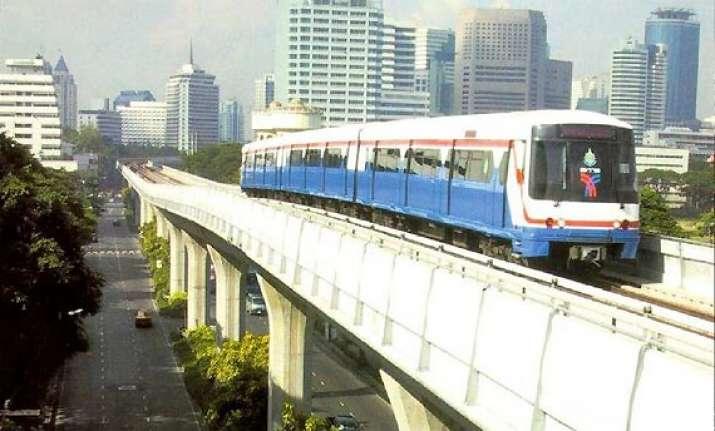 govt approves construction of 33.5 km mumbai metro corridor