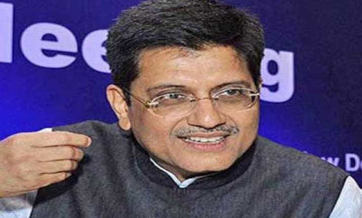 govt can double power output without raising tariffs piyush