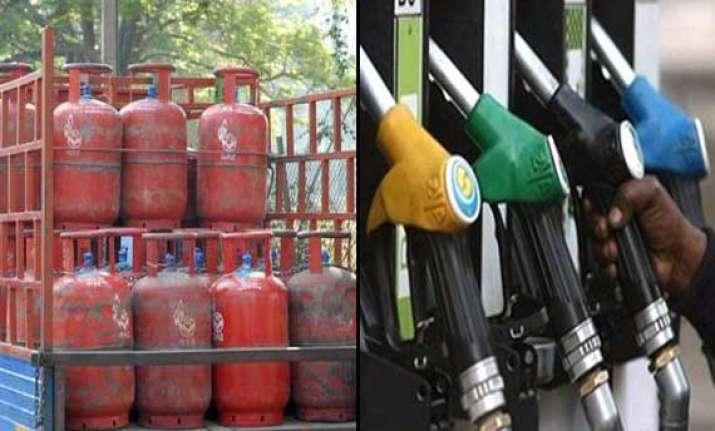 govt puts on hold hike in lpg kerosene rates