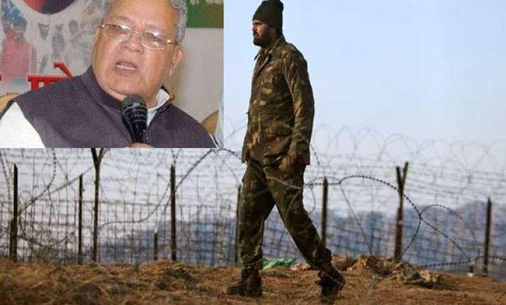 govt s uncertain response making pak fearless kalraj mishra