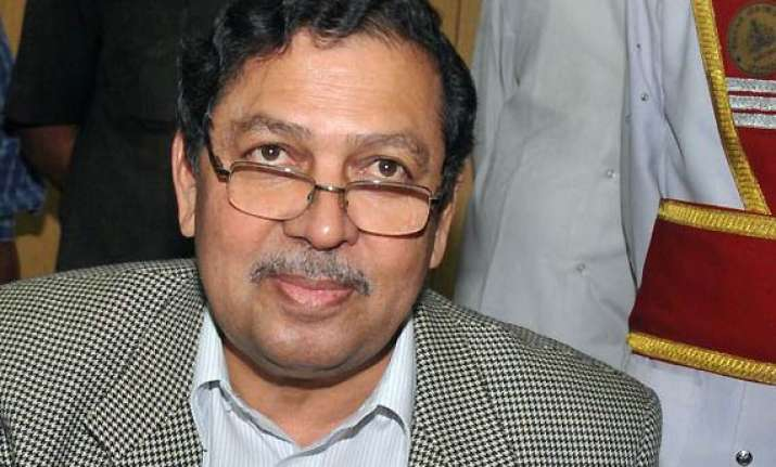govt action extraordinary frivolous says santosh hegde