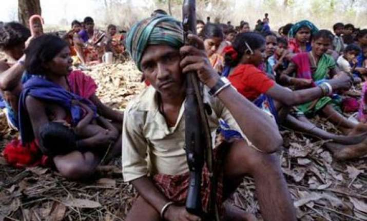 govt can t arm people to fight maoists says supreme court