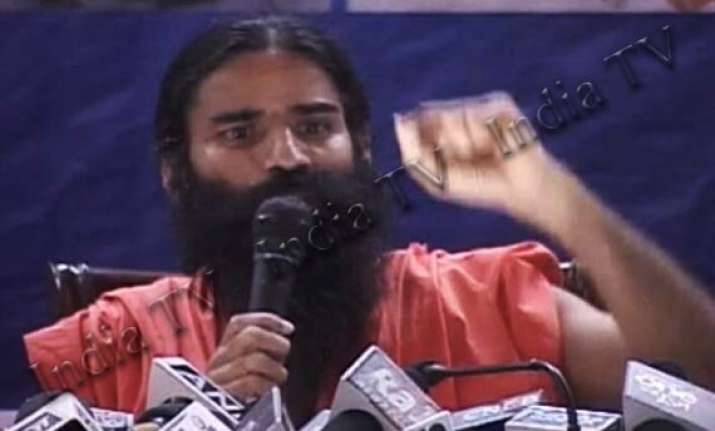 govt can t muzzle our voice says swami ramdev