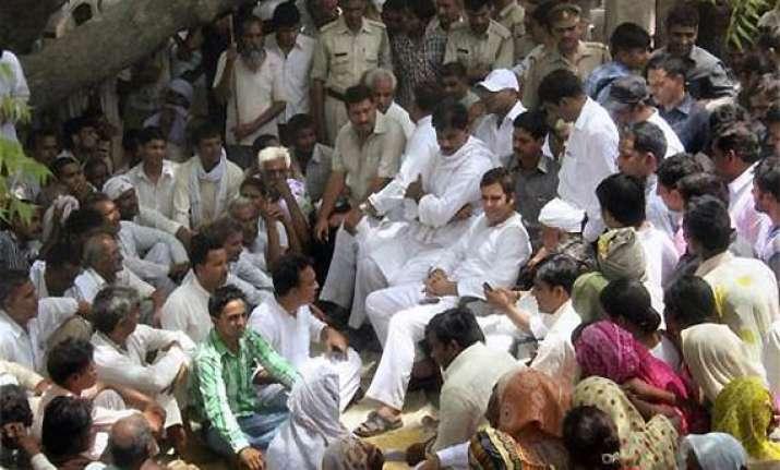 govt denies any rape in bhatta parsaul