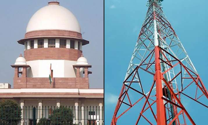 govt didn t take step to prevent 2g scam sc