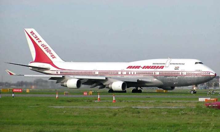 govt rules out privatization of air india