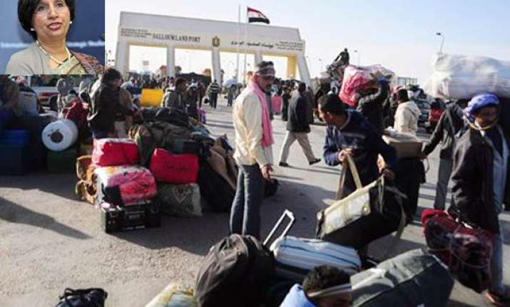 govt to evacuate indians from libya by air and sea