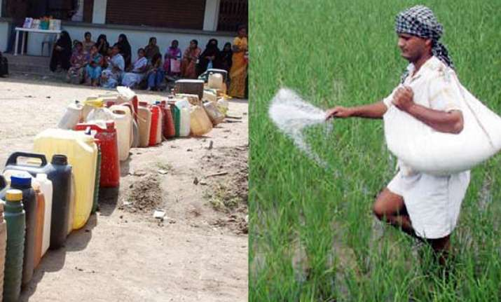 govt to give cash subsidy on kerosene fertilisers from 2012