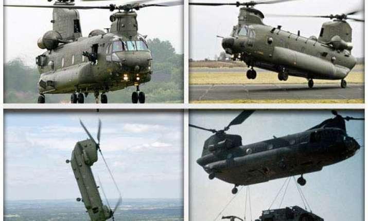 govt shortlists boeing for procuring choppers