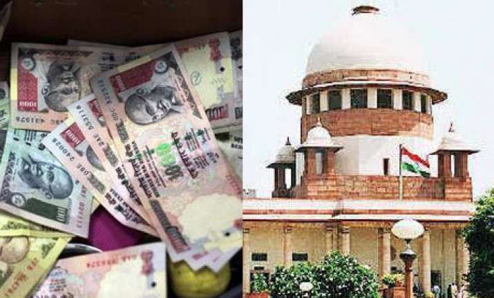 govt to sc will reveal names of foreign bank account holders