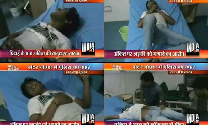 greater noida police tortures student into a mental wreck