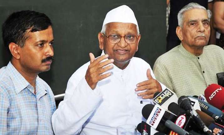 group c employees must be brought under lokpal team anna