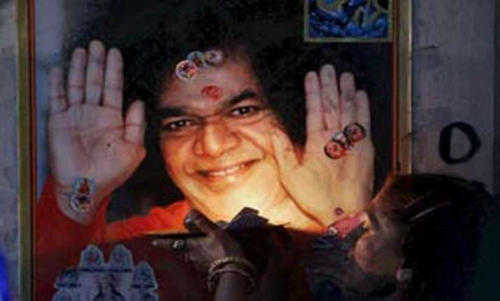 with sai baba s demise questions crop up over trust