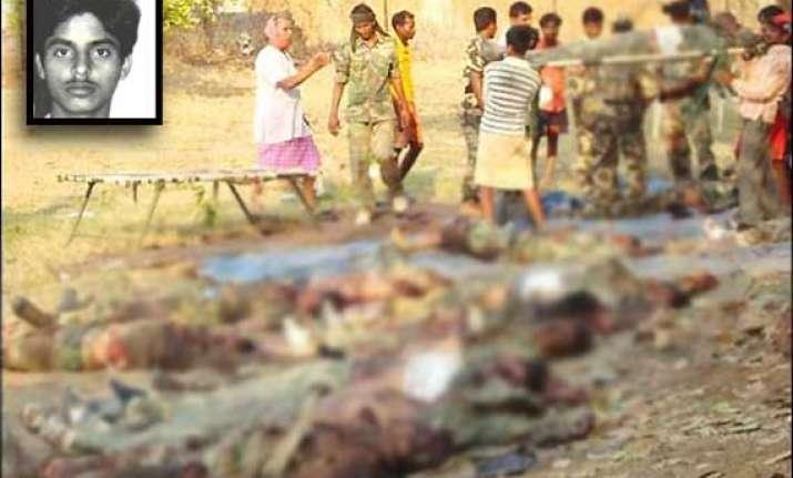 gudsa usendi maoist mastermind of massacres of crpf jawans