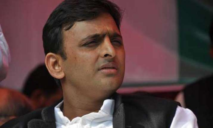 guilty will not be spared says akhilesh