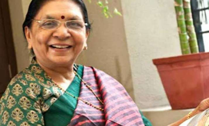 gujarat chief minister hails budget as development oriented