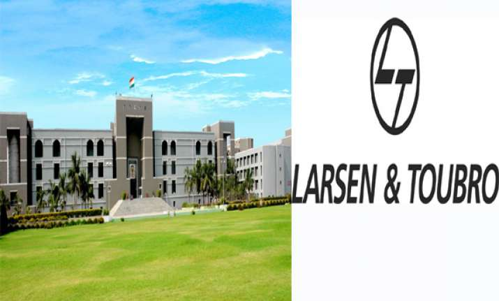 gujarat hc slams gujarat government for appeasing larsen